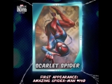 Scarlet Spider - Spider-Man Unlimited