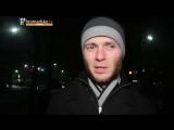 Черкассы.1 января,2017.Факельное шествие в честь Бандеры