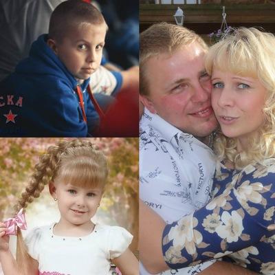 Семья-Мл Рыжовых