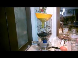 Фильтрация самогона березовым углем. Купить самогонный аппарат недорого
