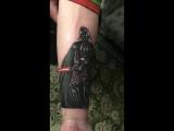 darth vader by law_tattoo