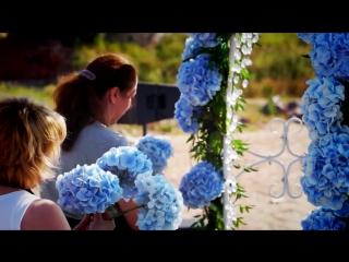 Свадьба в морском стиле - Флористическая мастерская Mila Schumann