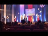 Анна Пономарева и Артем Артемьев о конкурсе Мисс Футбол