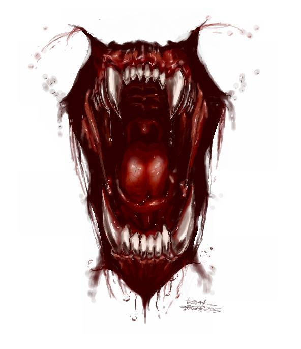 кровавый клык картинки построен