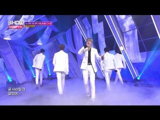 KNK - Sun.Moon.Star @ Show Champion 170524