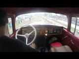 Dodge Big Horn in cab Joe Gambino (GoPro) - Marilla, NY - 6_14_2015