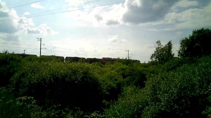 22 июня 2015 г. Платформа 55 км Октябрьской железной дороги (Киришский район Ленинградской области)