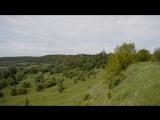 Долина реки Сёрены близ Шамординского монастыря (8.06.2017)