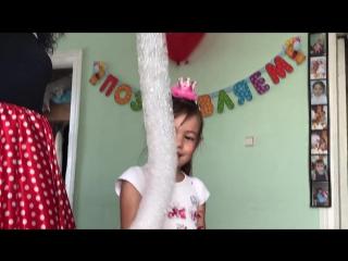 Детский праздник с Минни Маус. Организация детских праздников