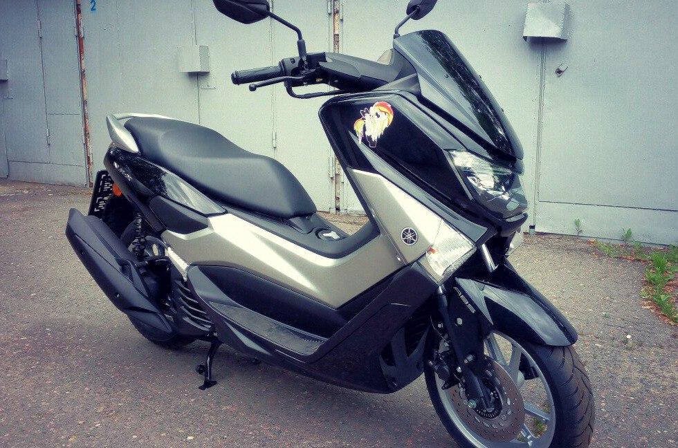 Блог компании Сообщество любителей Yamaha N-MAX: Попытка №2