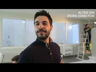 OMG At A Gay Porn Shoot