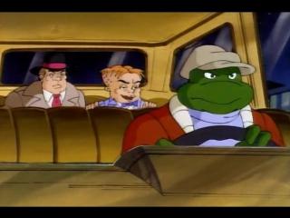 Черепашки Мутанты Ниндзя 4 Сезон 37 Серия «Это всё из-за Рафаэля» (1987)