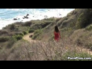 Pull Those Panties Off  Cindy Cooper - Outdoor porn tube video at YourLust.com