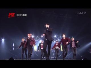 160424 BTS @ Power of K 2016 Korea TV Fes in Japan