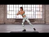 Ангелы Виктории Сикрет_ Alessandra Ambrosio Leg Workout