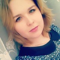 Анкета Алина Вильчук