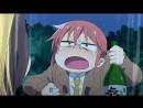 Kobayashi-san Chi no Maid Dragon 12 серия русская озвучка Zendos / Дракон-горничная Кобаяши 12 / Служанка-дракон госпожи Кобаящи