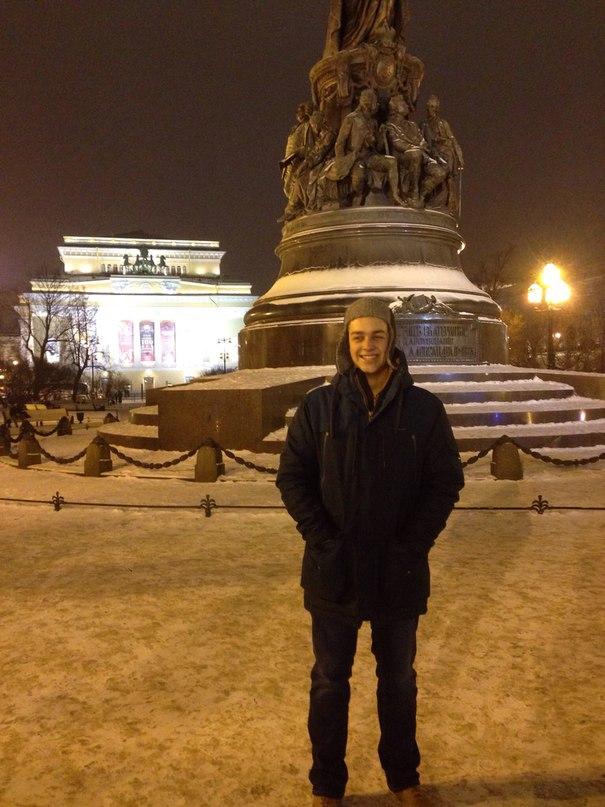 Иван Кондратьев | Пересвет