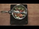 ZEPTER Рецепт_ Сибас с овощами