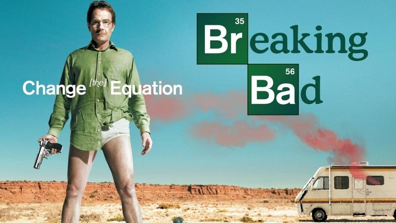 Breaking Bad | Во все тяжкие - 1.03 ...And the Bag's in the River | ...И мешок в реке (LostFilm)