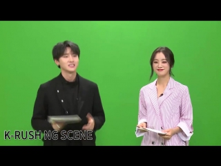 [VK][170527] MC I.M on K-RUSH NG SCENE @ KBS World Idol Show K-RUSH Ep. 12