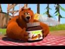 34 серия Гризли и Лемминги-Медвежий обратный отсцет