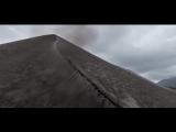 Volcano crazy shred