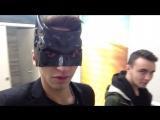Бэтмен не любит, когда на него смотрят