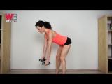 Упражнение для спины от Юлии Богдан