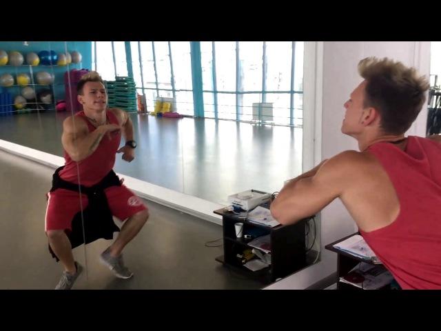T-killah - Ноги молодцы - официальный танец (official video)
