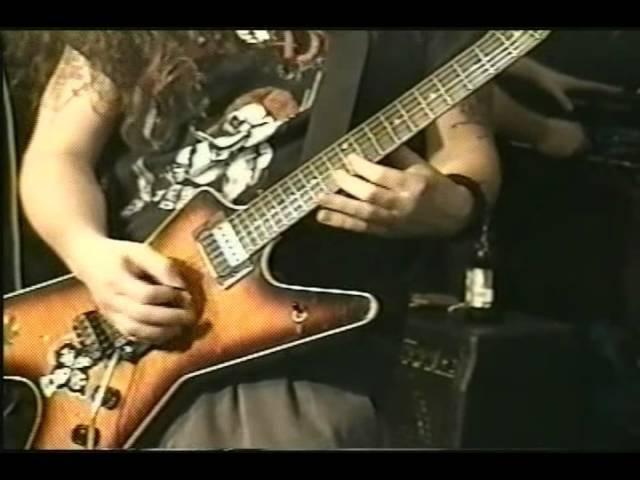 Dimebag Darrell Abbott - In-Store Texas Jam 1993