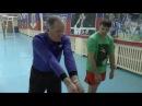 Обучение волейболу взрослых. Нижняя передача в волейболе