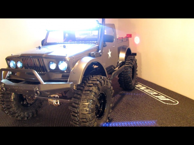 RC Project 2 | Axial Jeep Nukizer 715 | Vaterra Ascender
