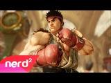 Street Fighter 5 Rap