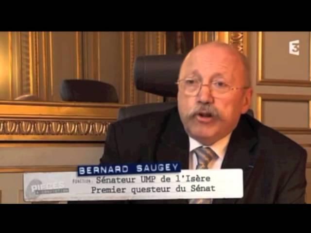 Il faut cacher aux Français les dépenses faramineuses du Sénat