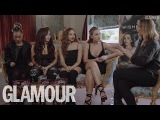Little Mix talk New Music, Beauty, Hair and Makeup Tips  Beauty Talk  Glamour UK