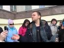 13 03 16 Москва Дружеская встреча с блогером Самвелом Мир без границ Море позити