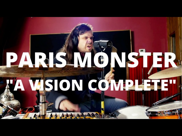 Meinl Cymbals Josh Dion Paris Monster A Vision Complete