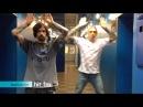 Агонь показывает, как танцевать опуопу на хит фм