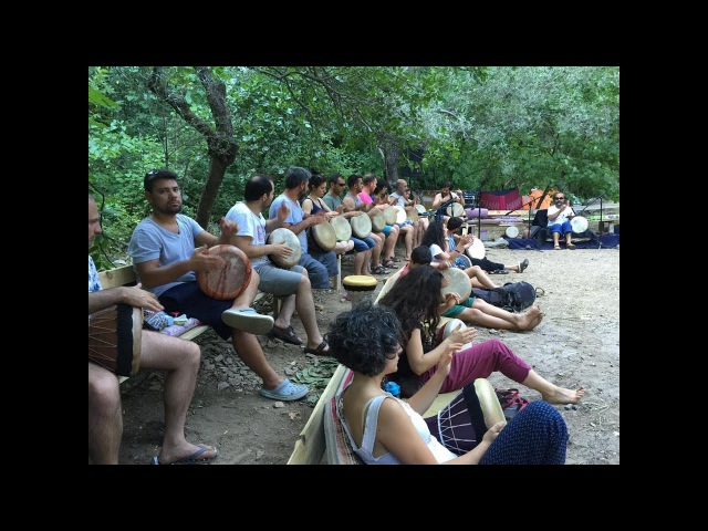 Misirli Ahmet 9th International Rhythm Art Camp Documantary Film, Edremit, Turkey 2016