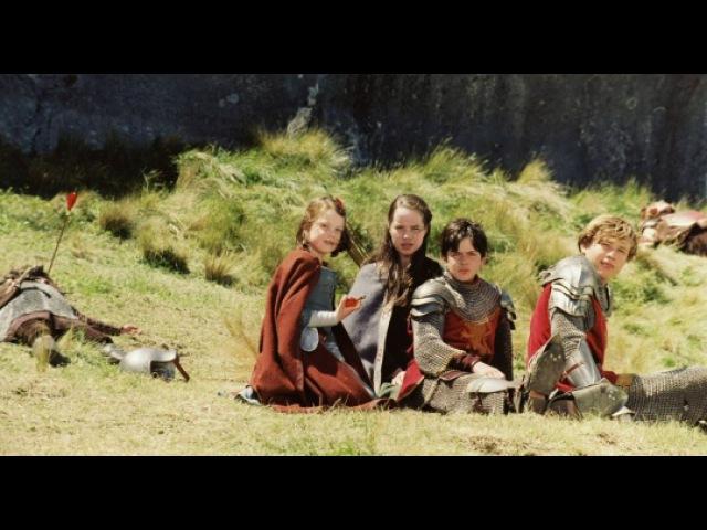 Видео к фильму Хроники Нарнии Лев колдунья и волшебный шкаф