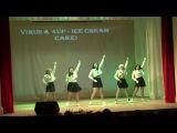 #AKF2017 Танцевальные выступления. VIRUS x 4UP - ICE CREAM CAKE (1022-1343)