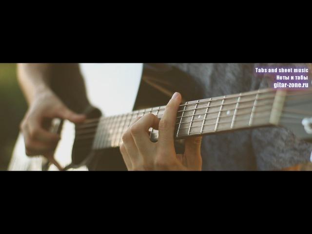 Antonio Banderas - Cancion del Mariachi (OST Desperado) │ Fingerstyle guitar cover