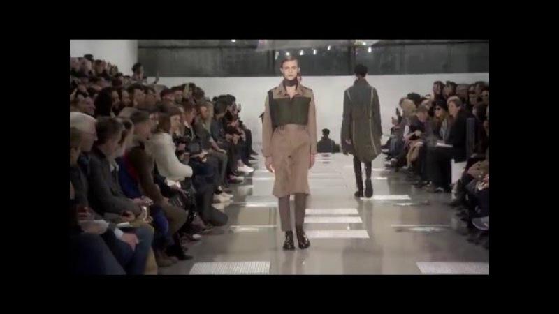 Показ Louis Vuitton осень-зима 2016-2017 Мужская коллекция