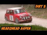 DIRT 3 - Head2Head Aspen Mini Cooper S Kenwood Racing