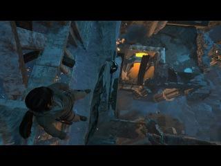 Rise of tomb raider - Прохождение 28 - Не смотри вниз))