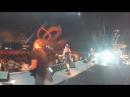 NOFX Roger Lima as Eric Melvin Linoleum Punkspring Japan 3 26 17