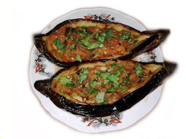 ИМАМ БАИЛДЫ турецкая кухня