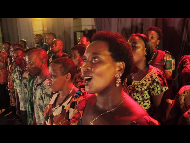 O Holy Night in Swahili (Usiku Mtukufu), Live Performance by Damu Takatifu ya Yesu Choir (Tegeta)