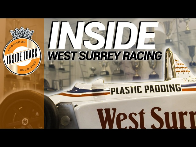 Inside West Surrey Racing | BMW's BTCC team